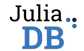 JuliaDB logo