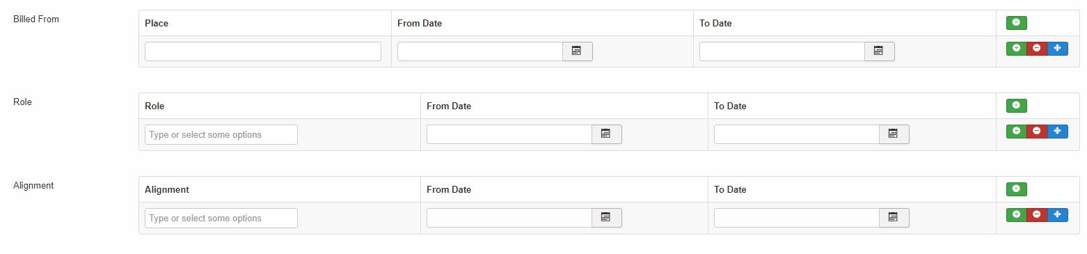 Joomla! Issue Tracker | Joomla! CMS #22446 - Add 'subfields' custom