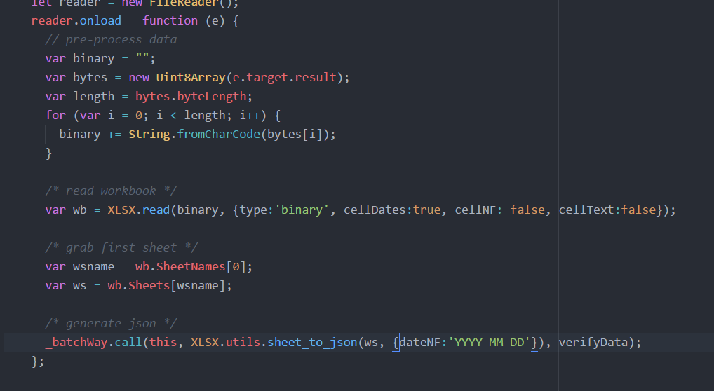 format number · Issue #852 · SheetJS/js-xlsx · GitHub