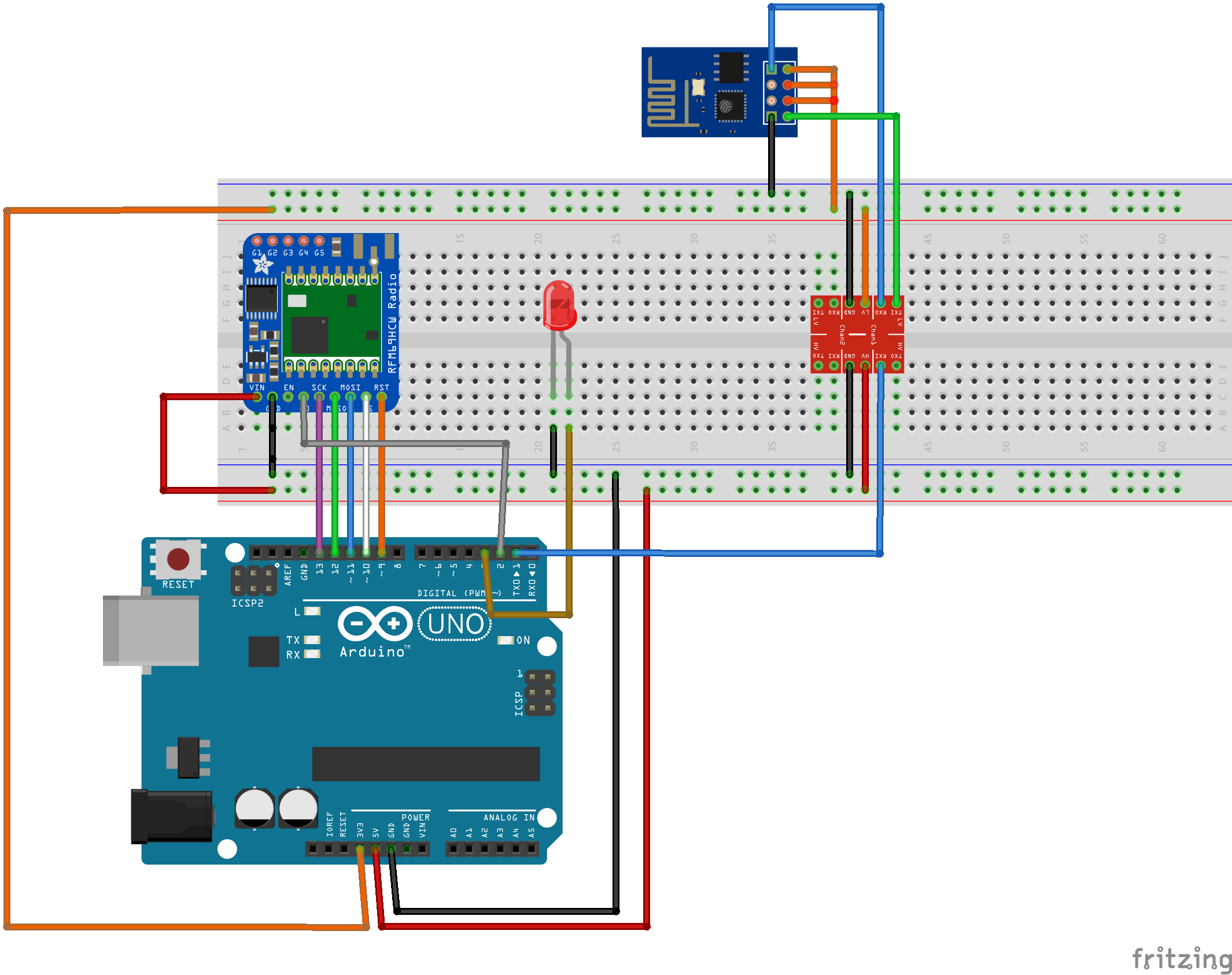 GitHub - hle92294/IPS-433mhz: An indoor positioning system