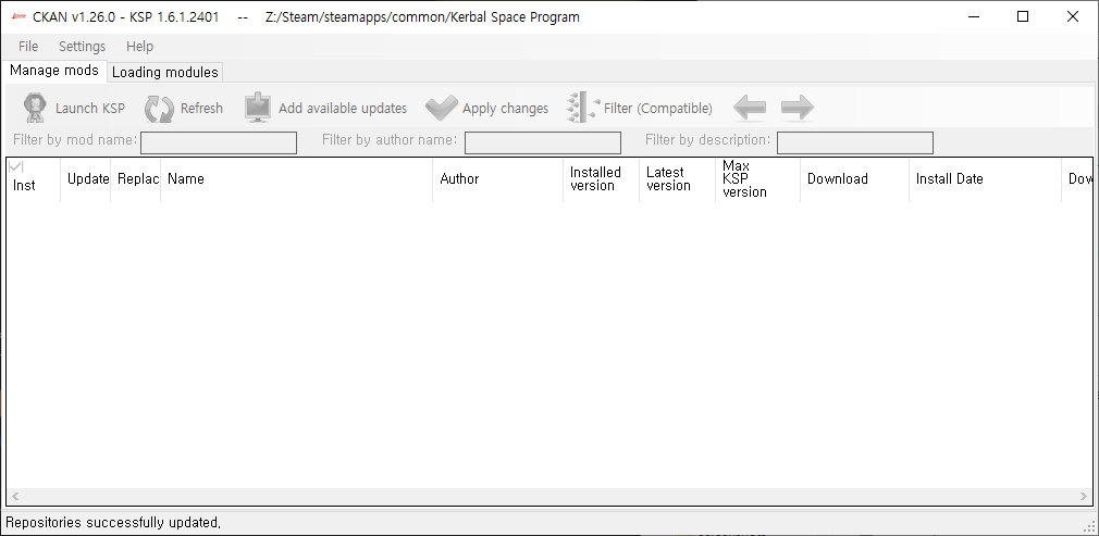 Ksp download ckan | How to install the Kerbal engineer Redux for KSP