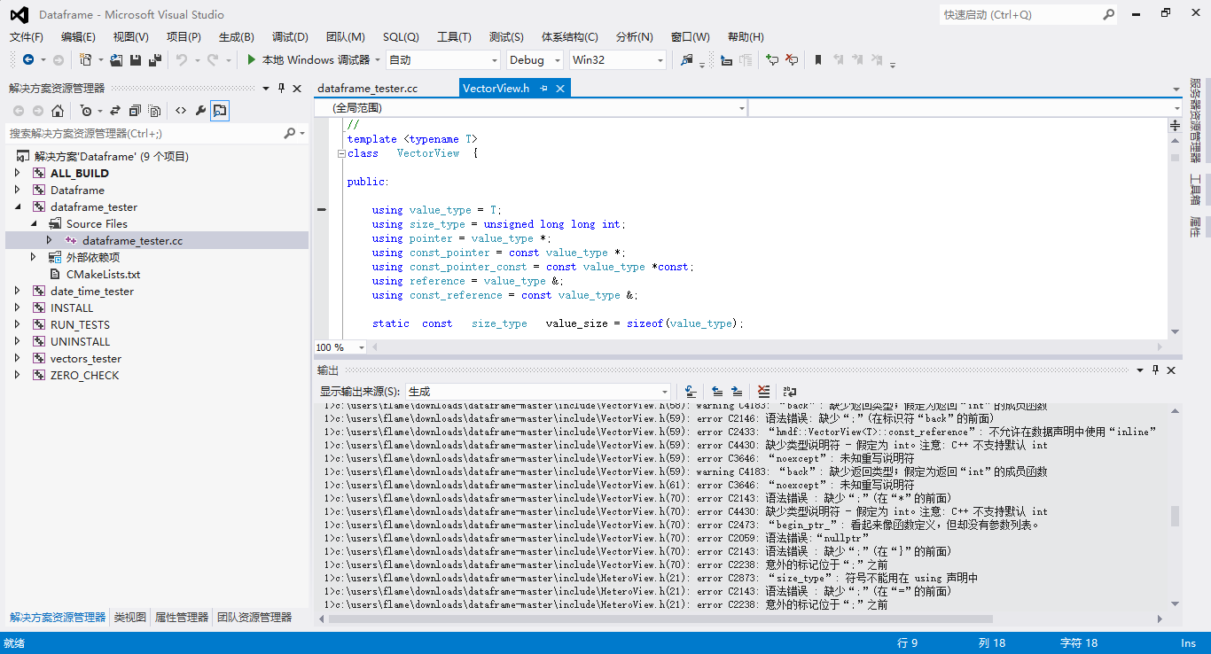 what should I do after cmake in windows,my ide is visual