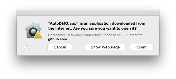 Add quarantine attribute to downloads · Issue #22388 · Homebrew