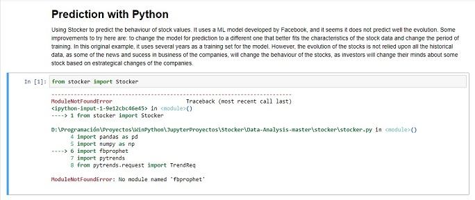 Jupyter does not recognize fbprophet · Issue #19