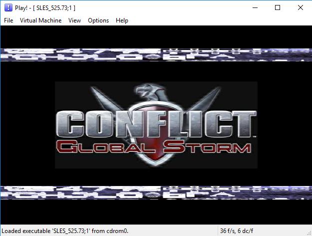 Conflict Global storm : Heavy screen flickering (Windows 10