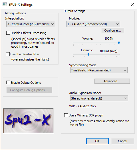 plugin spu2-x