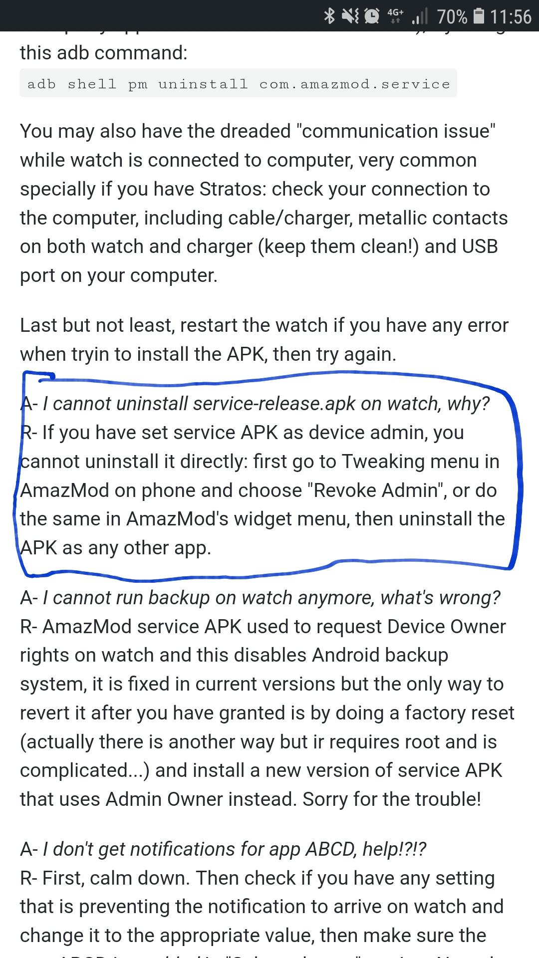 How do I uninstall AmazMod? · Issue #431 · AmazMod/AmazMod · GitHub