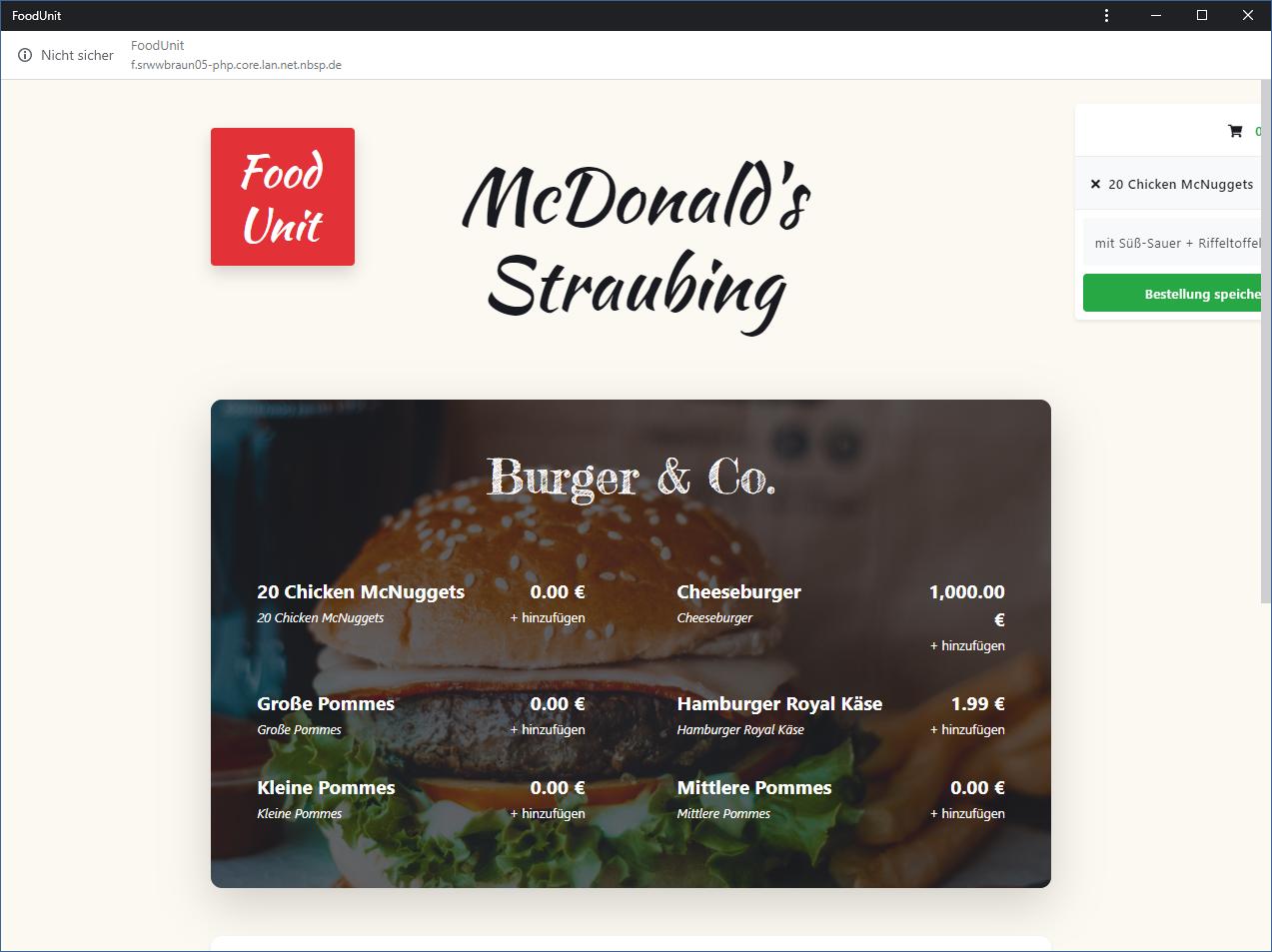 food-unit-responsive