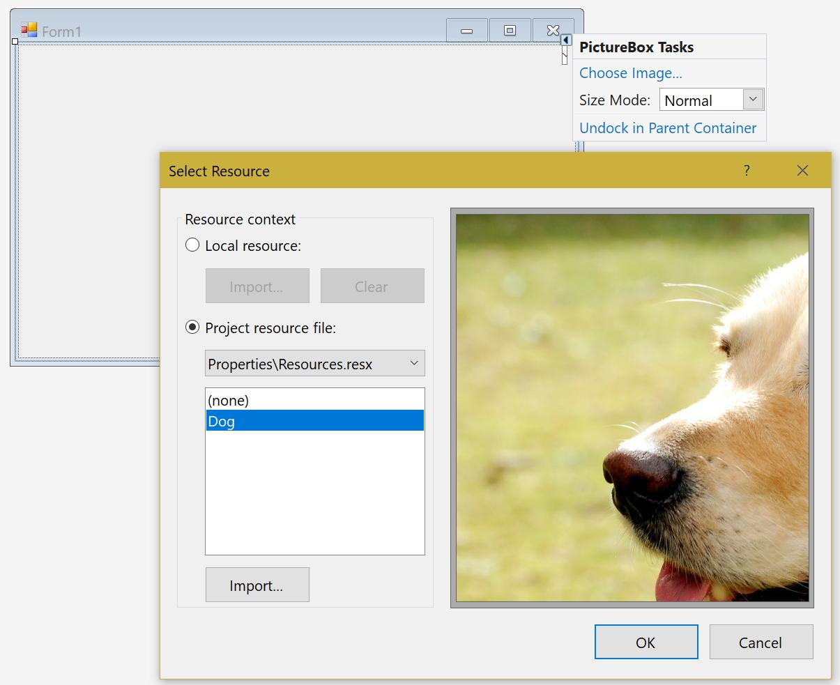 Make Bitmap, Image, Metafile, Icon, Font serializable for