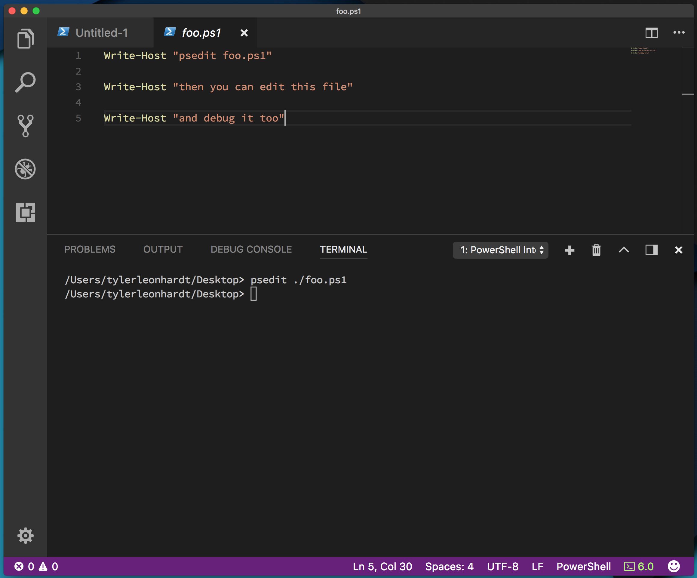 visual studio code remote editing and debugging