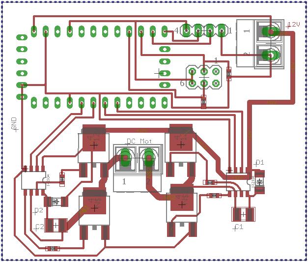 GitHub - ErmanIZTECH/DC-Motor-Control-HBridge: Dc Motor control