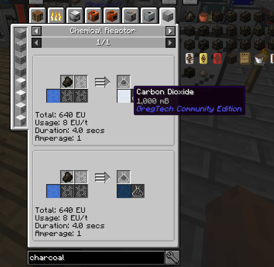 Add a Programming Circuit for Carbon Monoxide vs Carbon