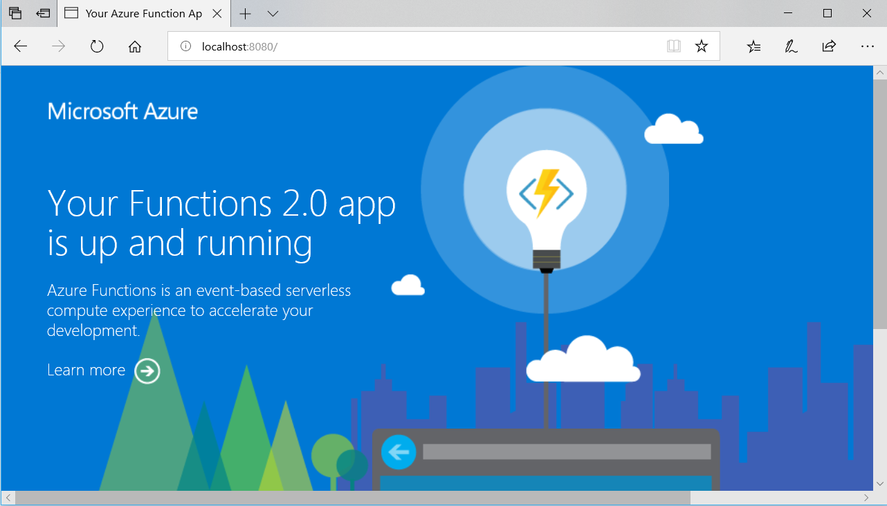 Running Azure Functions on your infrastructure | blog vjirovsky cz
