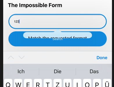 webview_flutter] iOS (webkit) form validation bubble does not