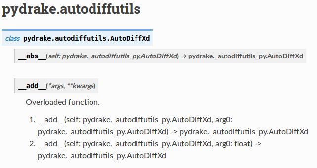 pydrake doc: Fixes for Python documentation generation via