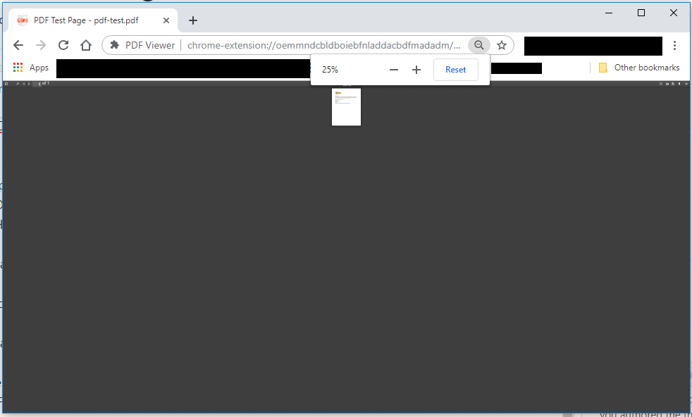 Ctrl-wheel zooming also scales UI in Chrome · Issue #10761