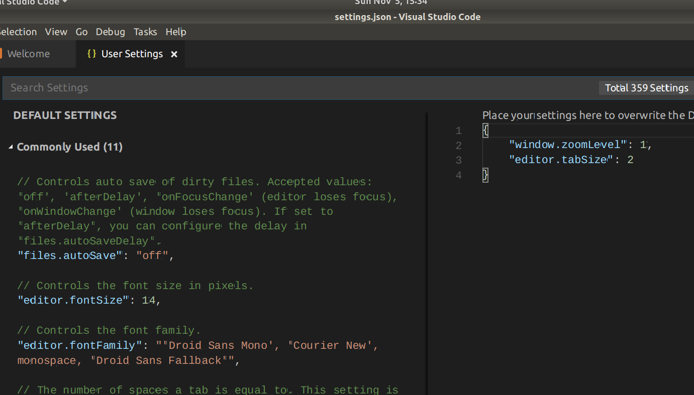 Dirty font on Ubuntu 17 10 · Issue #37669 · microsoft/vscode