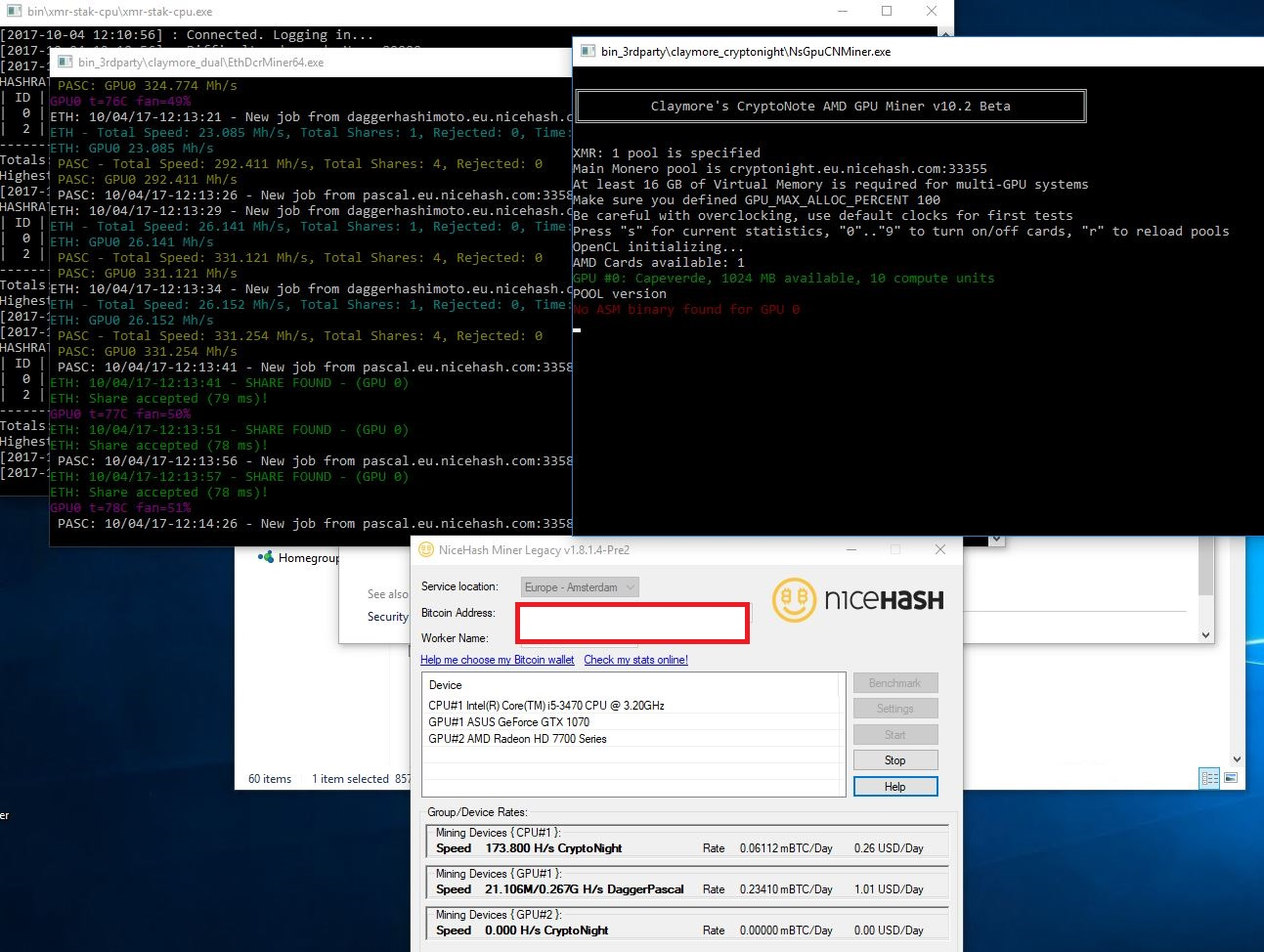 Claymore Cryptonote Gpu Miner claymore cryptonote amd gpu miner does not work · issue #396