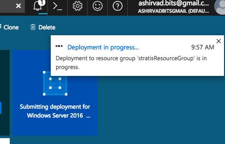 Set up a dev box on Azure - Stratis Development Foundation