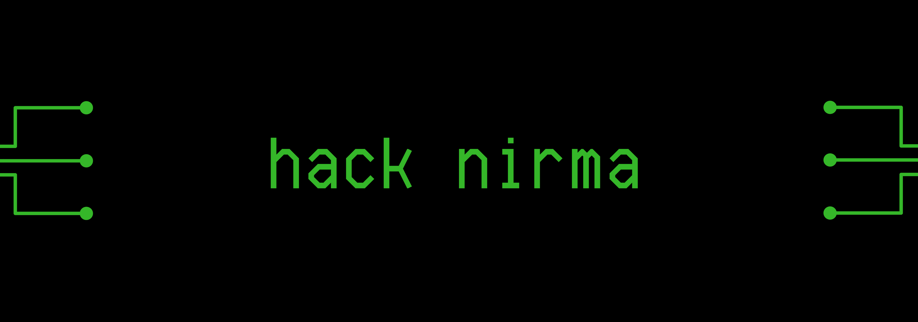 hacknirma | 🎓 Path to hack Computer Science (BTech) at @nirmauni