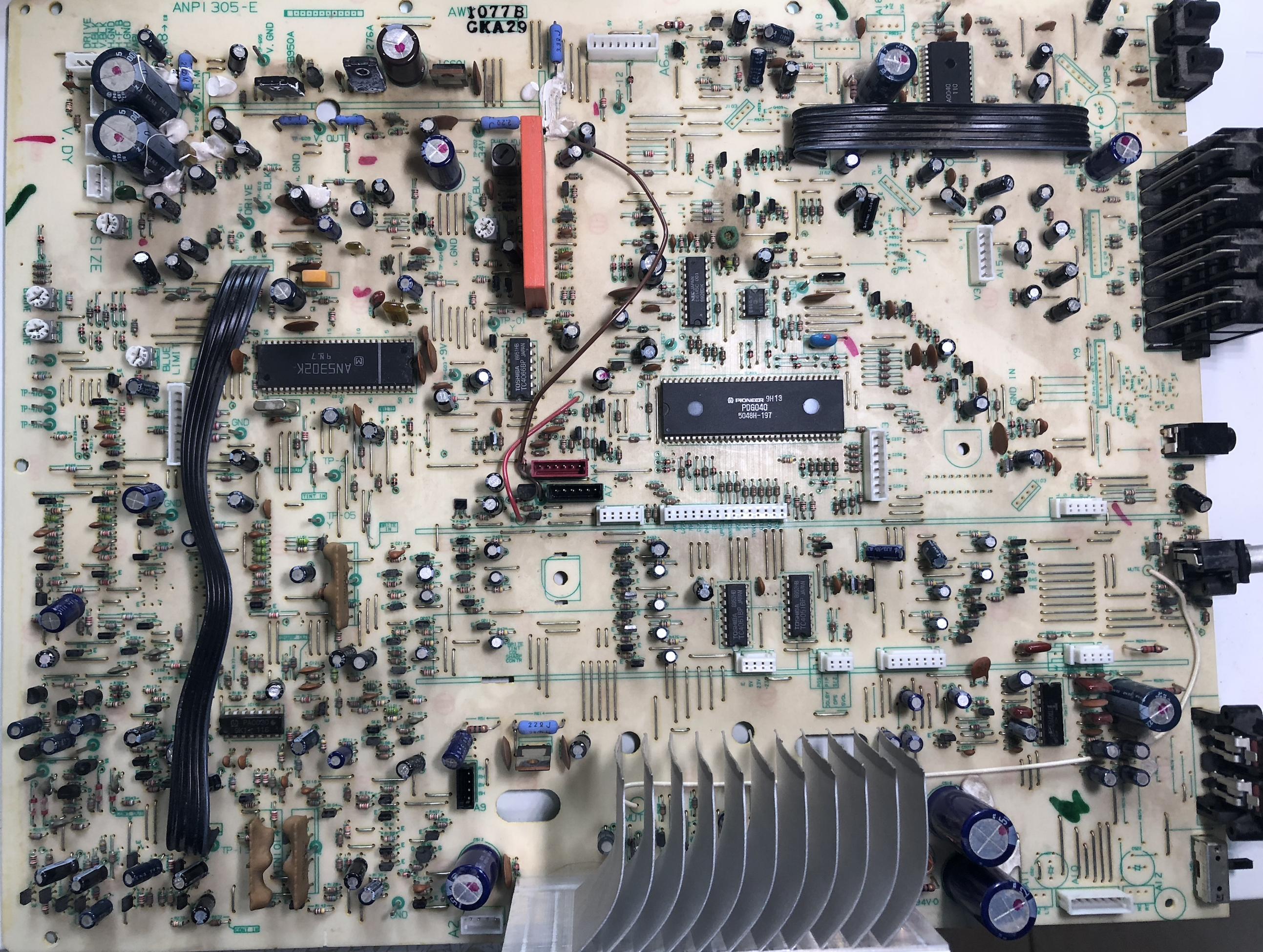 ANPI305-E component side