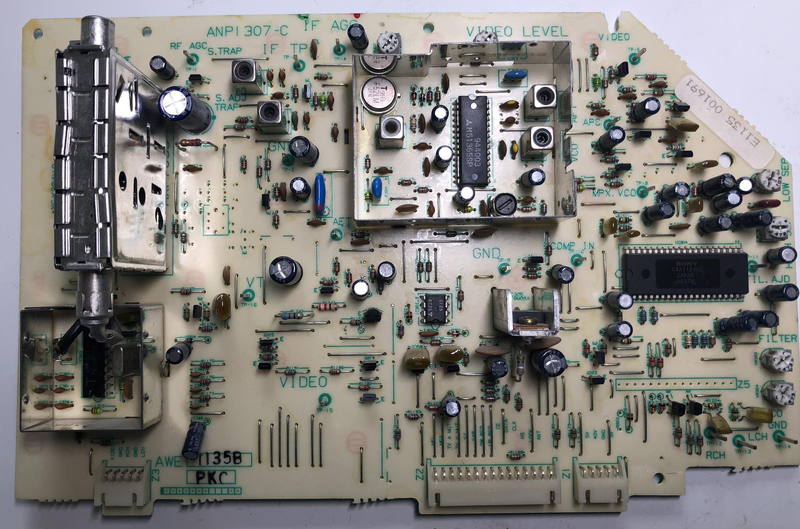 ANPI307-C component side