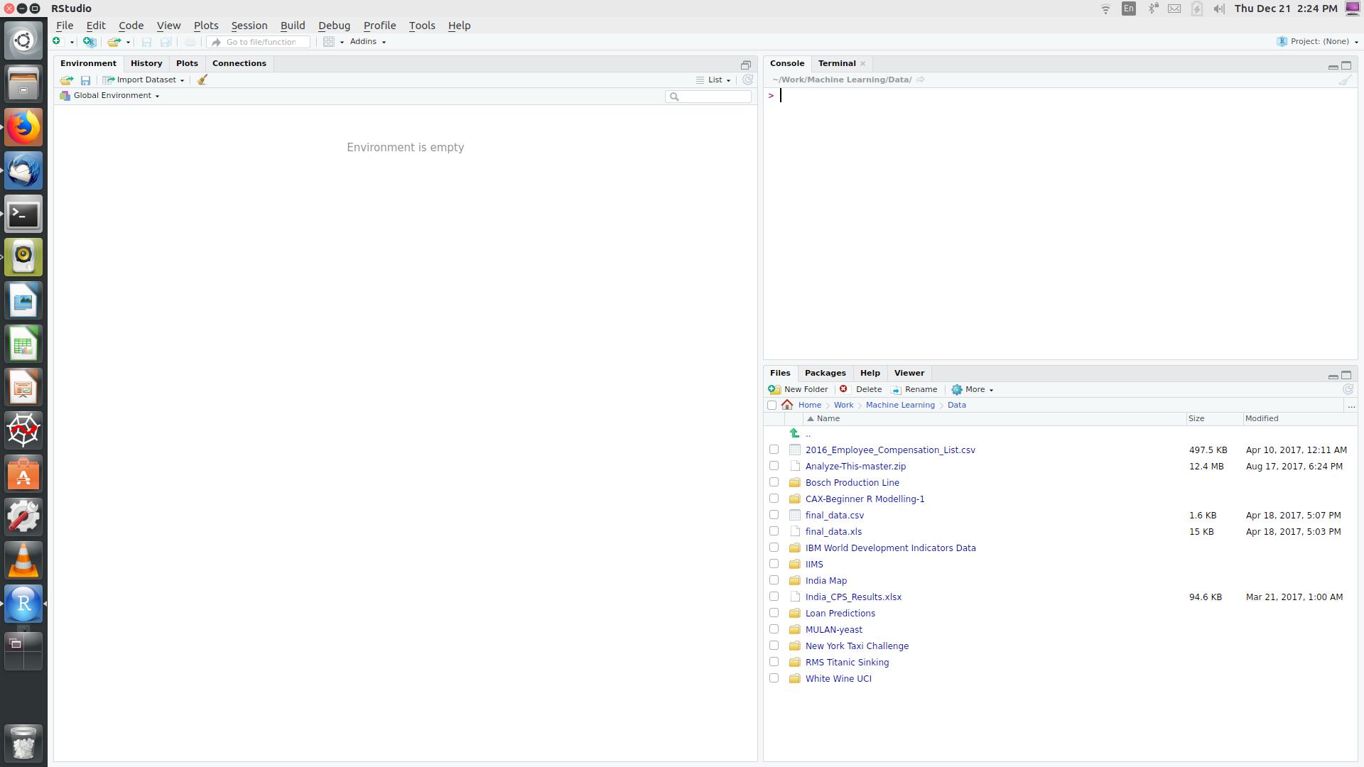 R Studio 1 1 383 for Ubuntu 16 04 - Source Editor not working  Can't