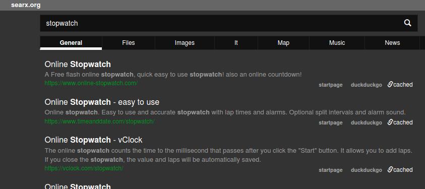 stopwatch_searx_Screenshot from 2020-01-24 14-36-29