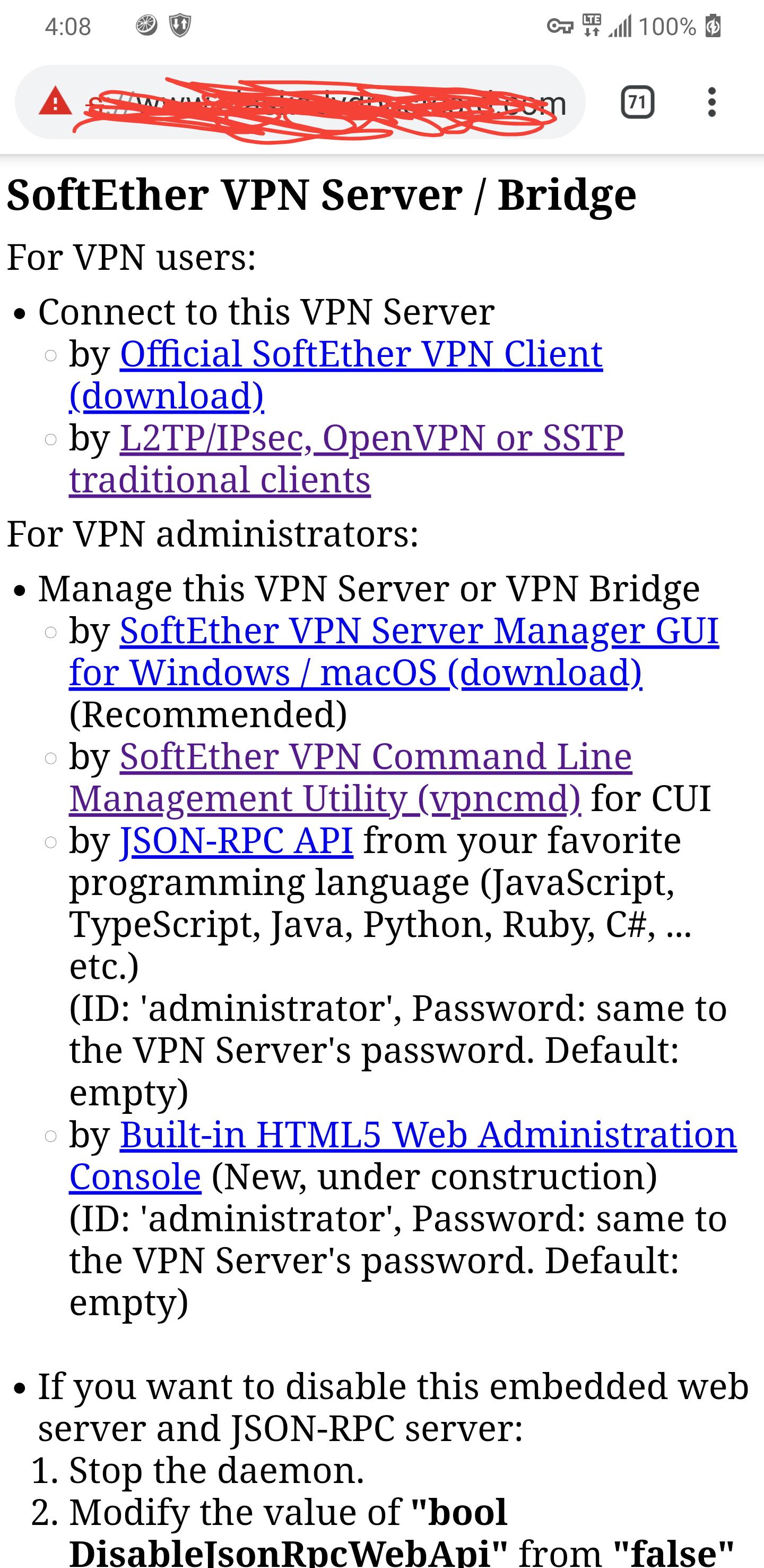 SoftEther VPN - Bountysource
