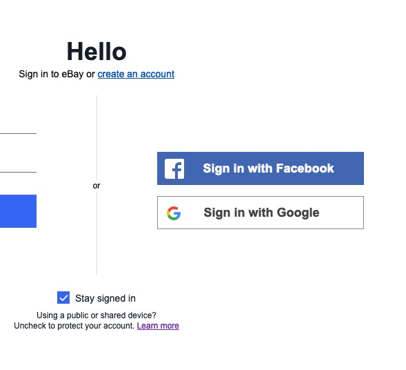 Add Ebay Login Support Issue 443 Mozilla Contain Facebook Github