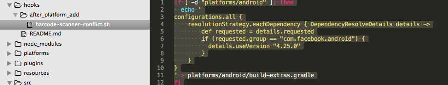 PhoneGap BarcodeScanner issue  · Issue #2262 · ionic-team