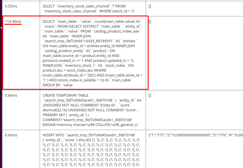 Performance degradation on catalog page · Issue #1921 · magento