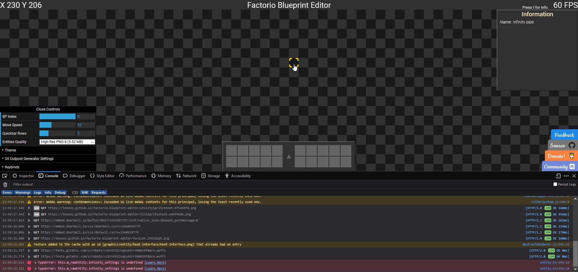 Factorio Mod Browser