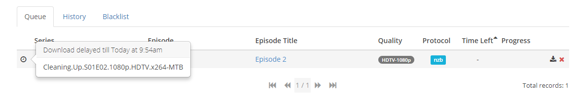 Sonarr downloading both NZB and Torrents of same file · Issue #2893
