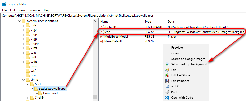 can i know program location in registry windows 10 ! · Issue