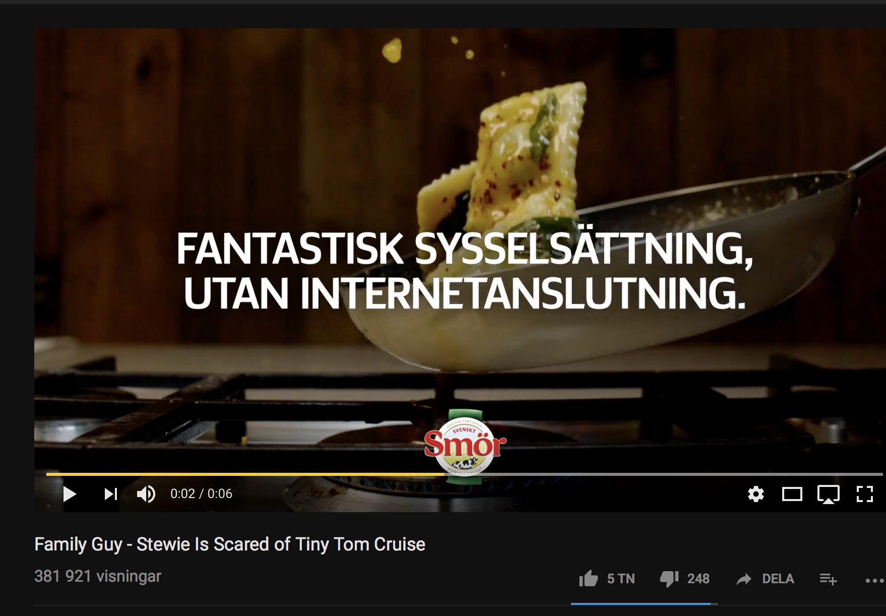 how to watch youtube ads minimized