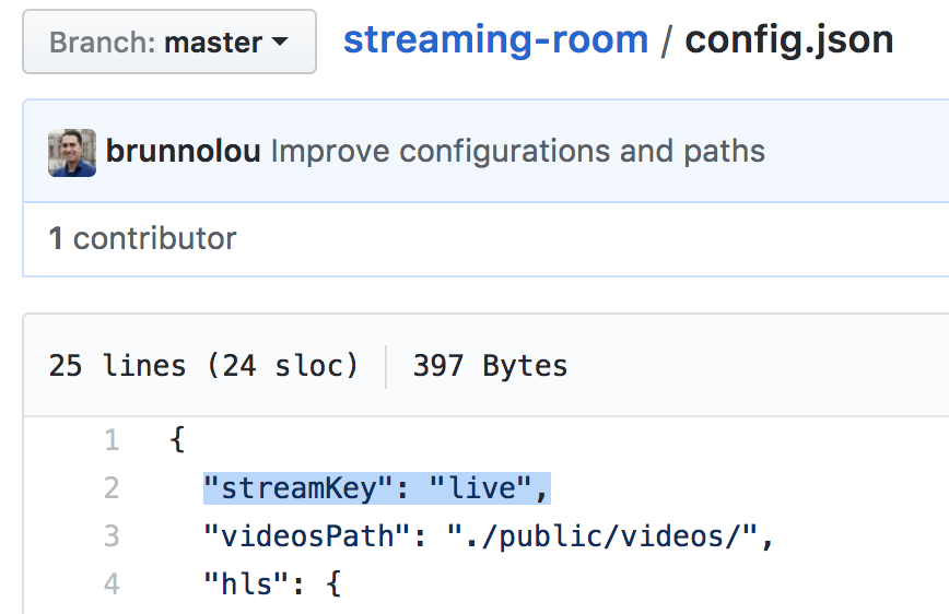 no video · Issue #5 · brunnolou/streaming-room · GitHub