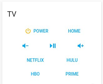 Proposal: Button entity row · Issue #172 · home-assistant/ui
