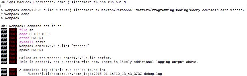 npm build fails · Issue #6323 · webpack/webpack · GitHub