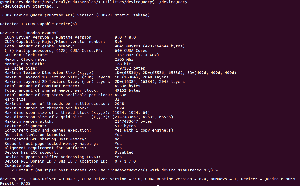 How to Run Offline Perception Visualizer]libGL error: failed