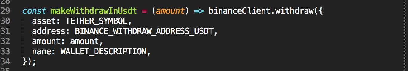 binance - Bountysource