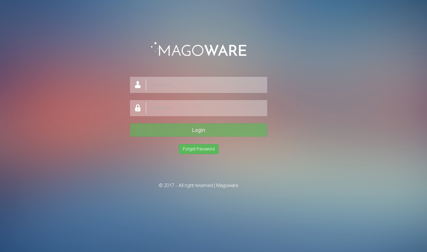 GitHub - MAGOWARE/backoffice-administration
