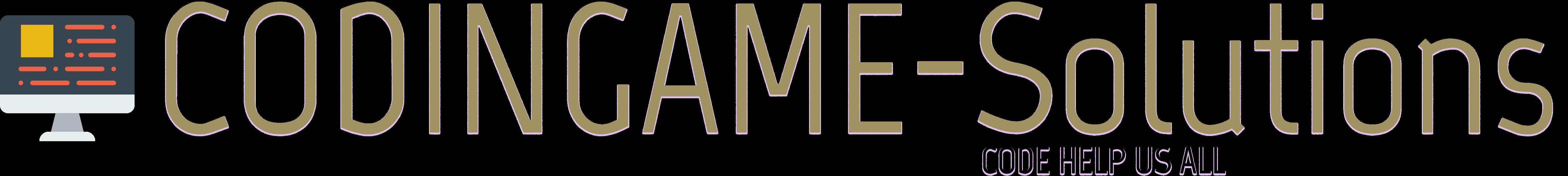 codingame-banner