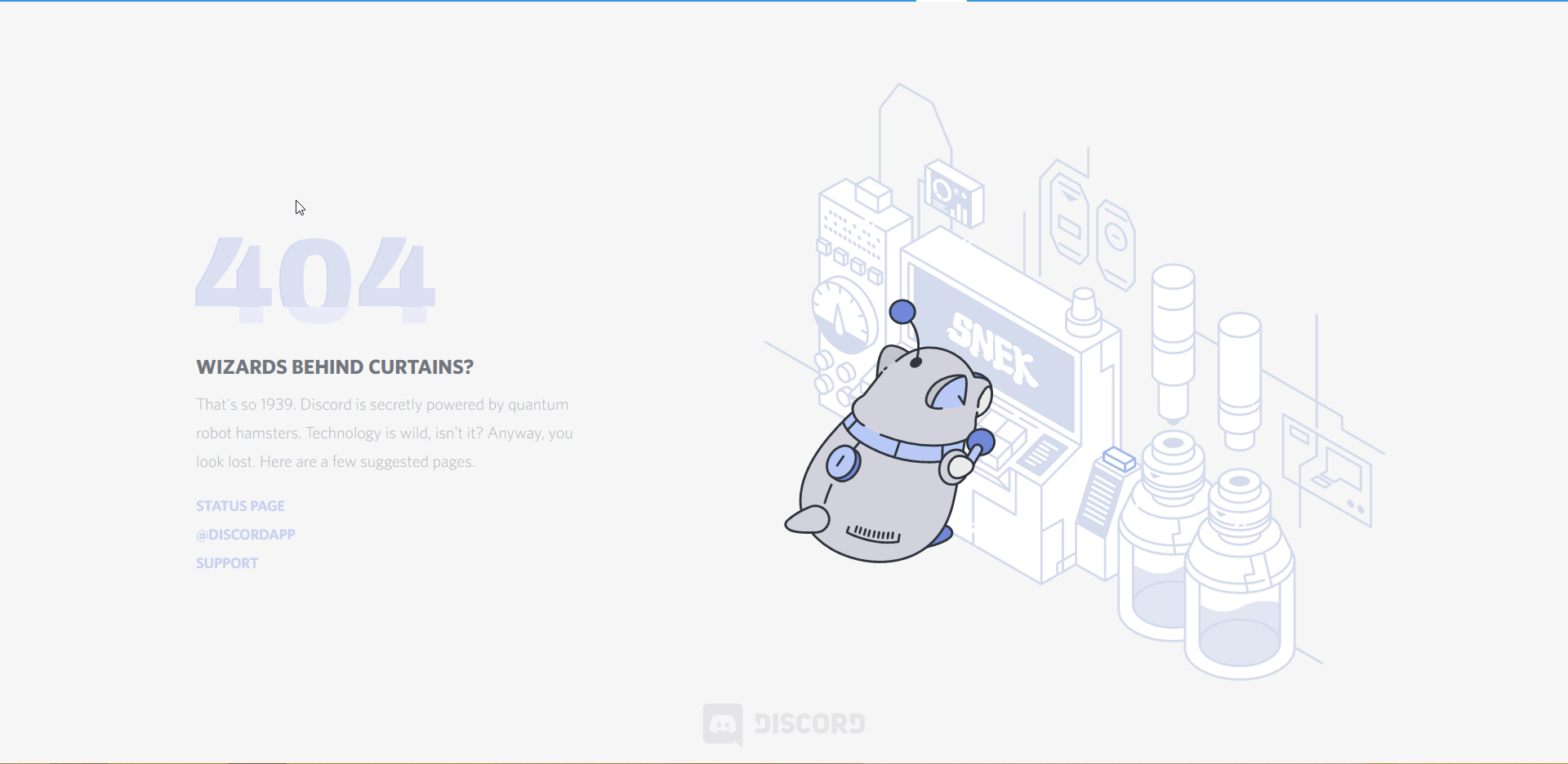 Blank username discord | Discord is stuck at just a blank screen