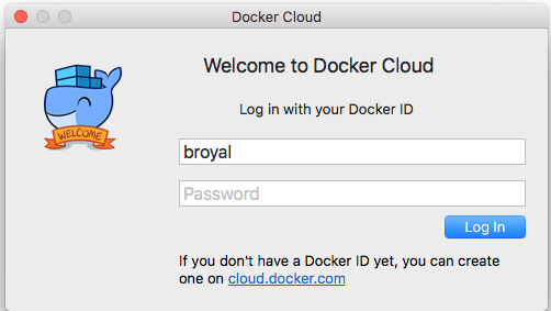Unable to login to Docker Cloud · Issue #1919 · docker/for-mac · GitHub