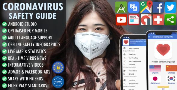 CoronaVirus (COVID-19) Safety Guide