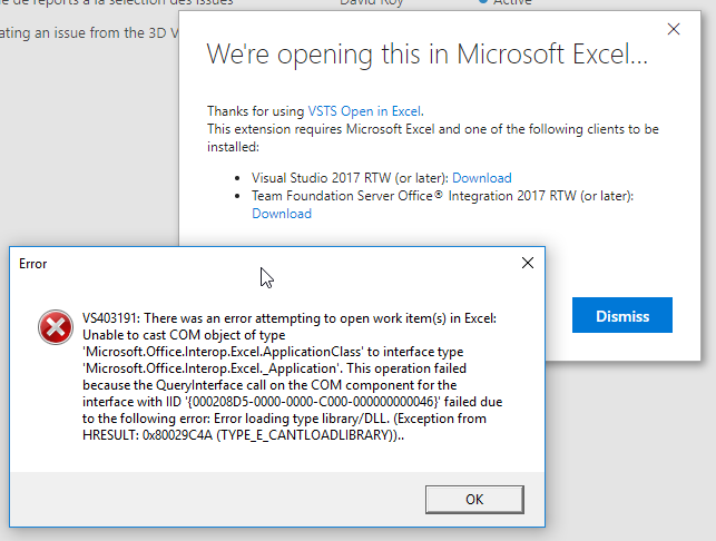 What Is Team Foundation Server Office Integration 2017