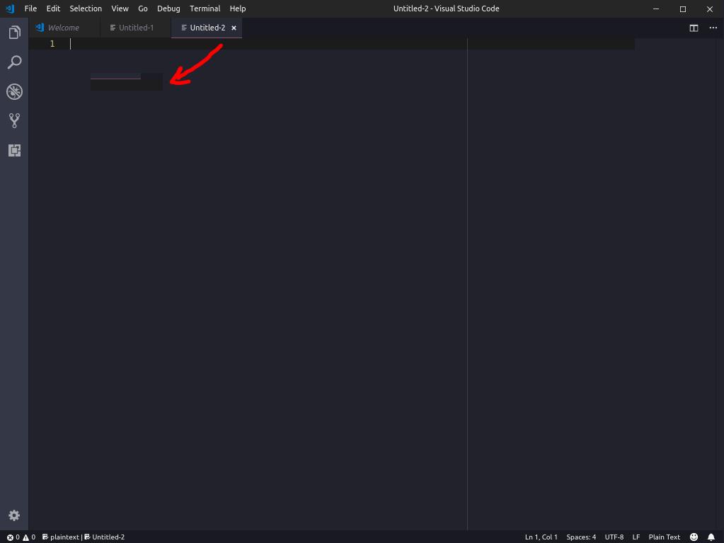 Tab reorder hangs vscode x64 unless GPU disabled on Ubuntu