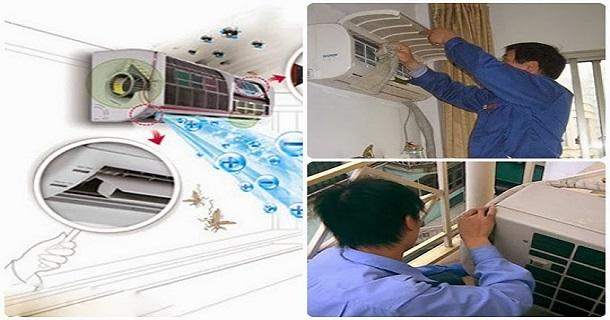 sửa chữa máy lạnh quận 11
