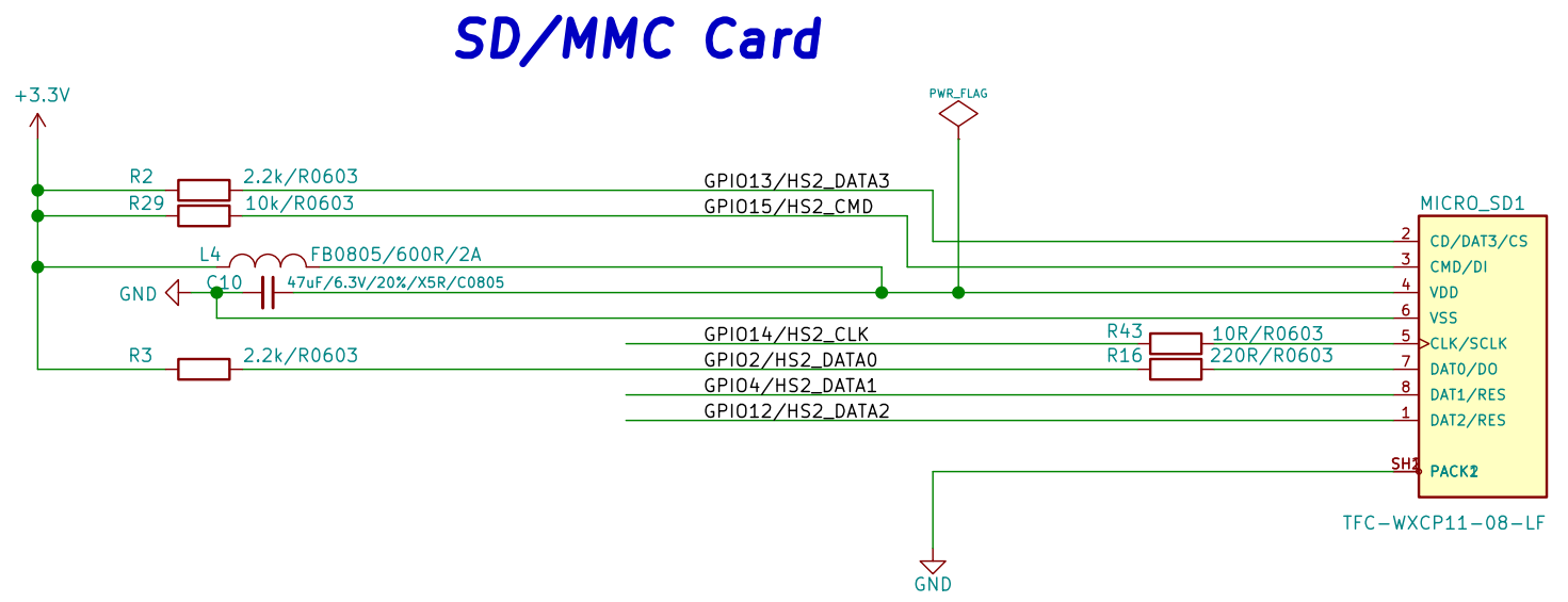 TW#16425] SD card file system & ethernet compatibility issue · Issue